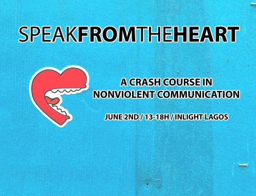 Crash course in NonViolent Communication on 2.6.