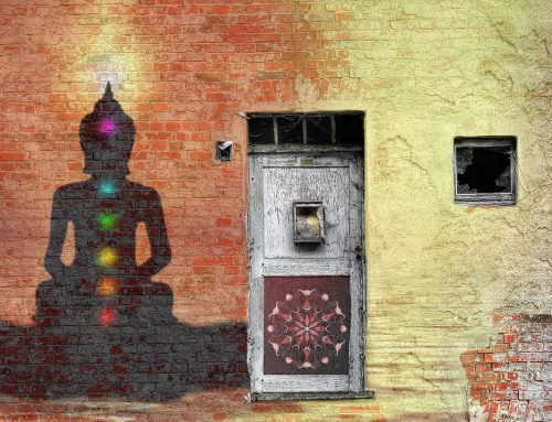 A Yin Journey through the Chakras. With Puck on 27/6