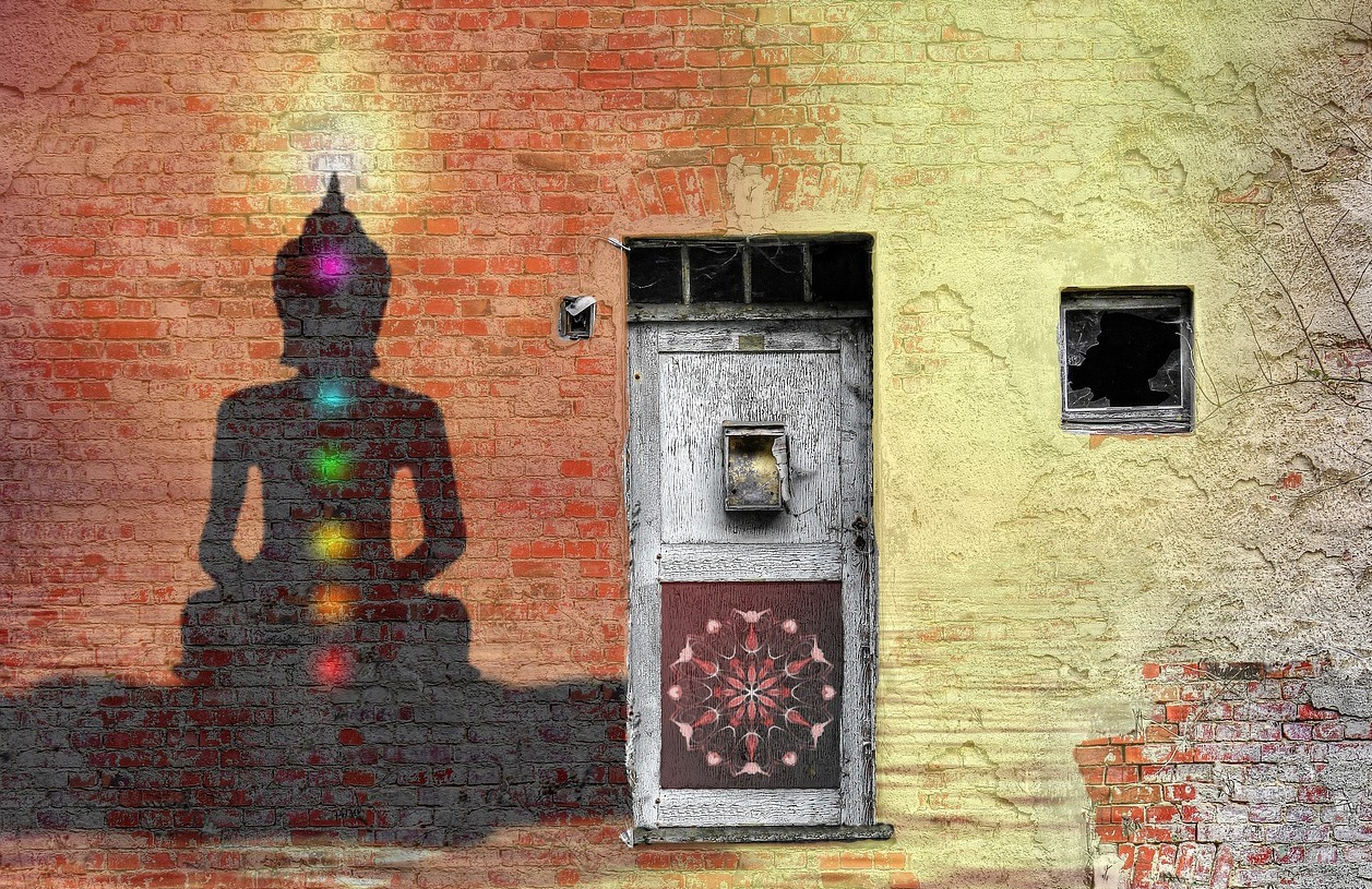 A Yin Journey into the subtle Chakra Energies with Puck on 13.7.