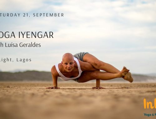 Refine your focus with Iyengar Yoga on 21 Sep