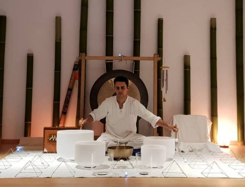 SoundHealing w/ Pyramidal Therapy with José on 13 Sep