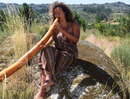 Sound healing with Didgeridoo on 26/9