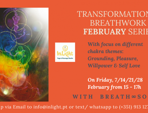 Transformational Breathwork every Friday till 28/2