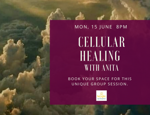 Cellular Group Healing on Mon, 15/6 with Anita