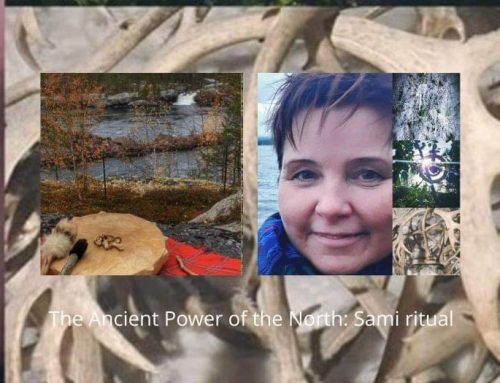 Shamanic Sami Ritual with Helene from Lapland on 2 March
