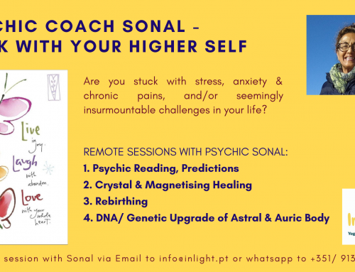 Psychic Coach Sonal – Work with Your Higher Self