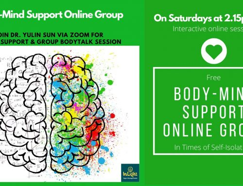 Weekly Body-Mind Online Support Group