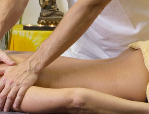 Massages are offered again from 4th May onwards