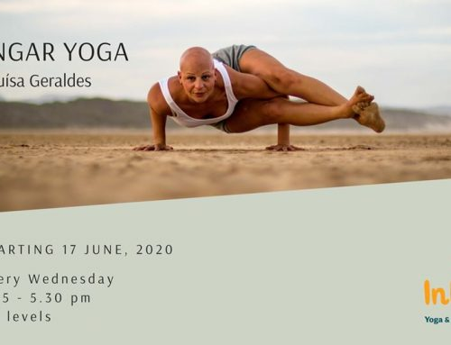 Classic Iyengar Yoga with Luísa Geraldes from 17/6