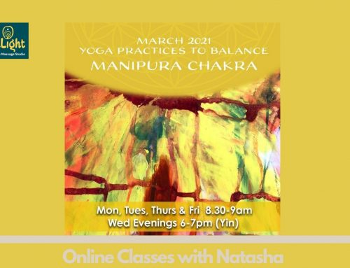 Morning Yoga with Nat – Manipura Chakra in March