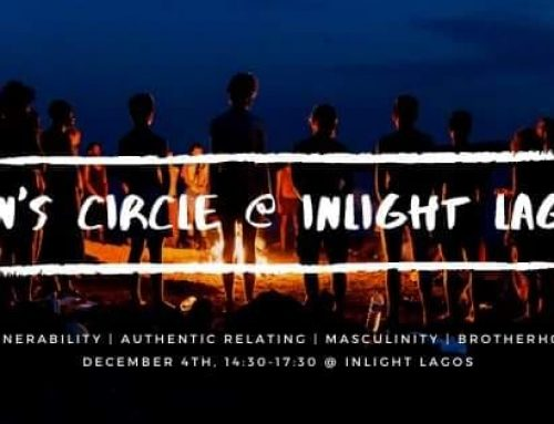 1st Men's Circle at InLight on Fri, 4th Dec