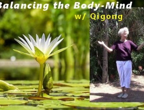 Qigong with Sonia Bruce – Online from 14th Jan!