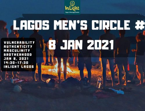 Lagos Men's Circle #2 this Friday, 08/01