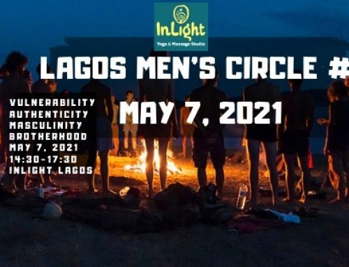 Lagos Men's Circle #3 on Friday, May 7th