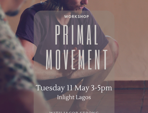 Primal Movement; workshop with Jacob Strong