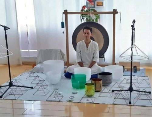 Crystal Sound Healing Workshop with Jose